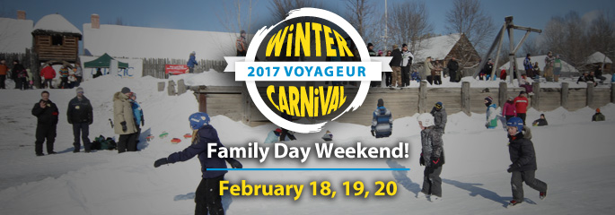 2017 Voyageur Winter Carnival Click here for details