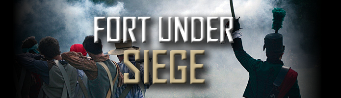 2018 Whats New Banners - Fort Under Siege