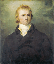 Painting of Alexander McKenzie