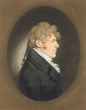 Painting of Archibald Norman McLeod