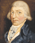 Painting of Benjamin Frobisher