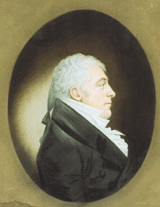 Painting of Charles Chaboillez