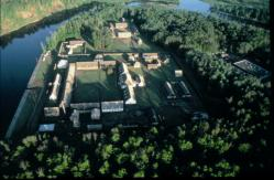 Aerial Photo of Fort William Historical Park