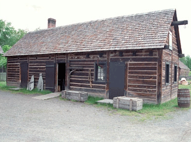 Blacksmith's Building