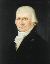 Painting of Joseph Frobisher