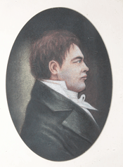 Painting of Simon Fraser