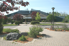 Exterior of Visitor Centre